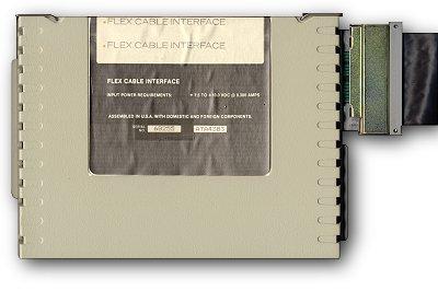 TI flex cable interface