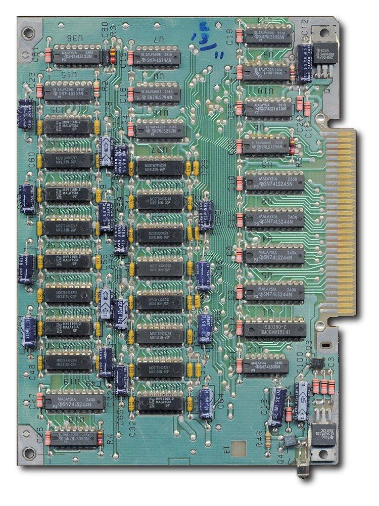 TI 32k memory expansion